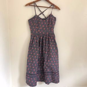 Cooperative for Urban Outfitters Tulip Sun Dress